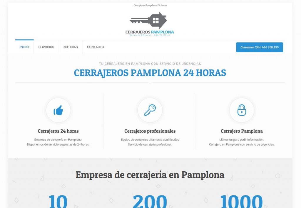Cerrajeros pamplona 24 horas agencia de posicionamiento web for Cerrajeros donostia 24 horas