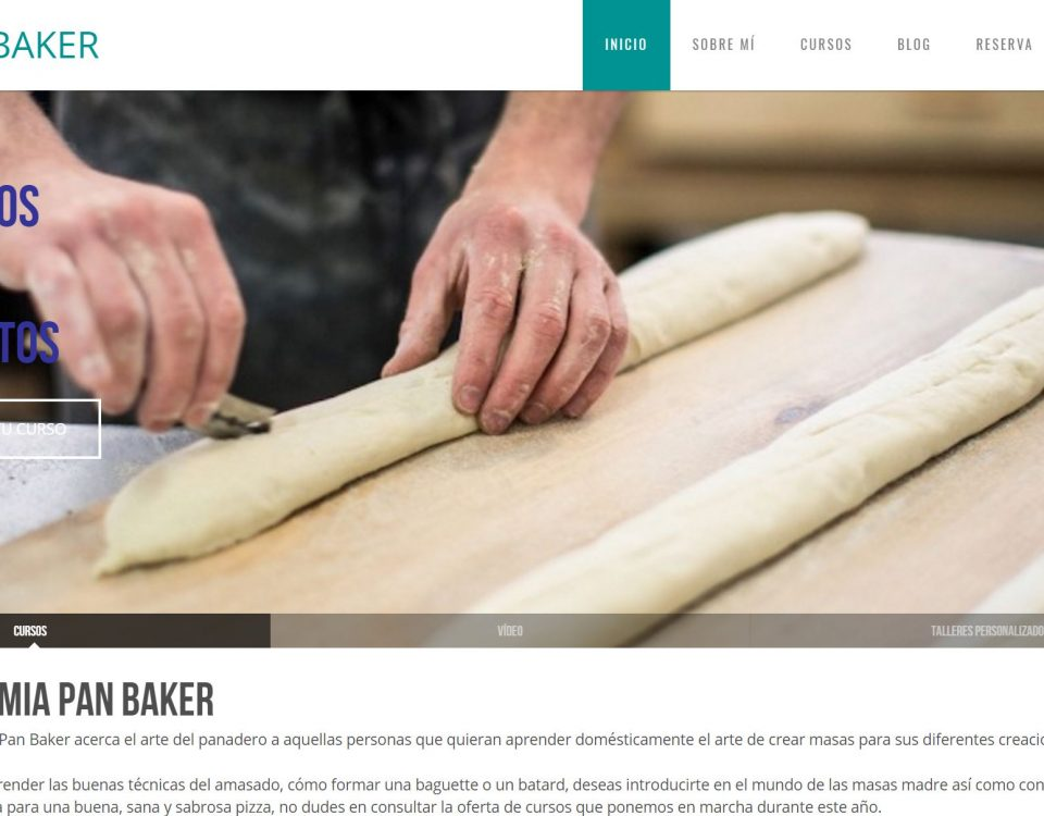 Limpieza web infectada Wordpress - Pan Baker